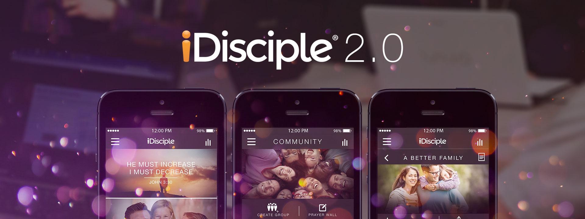 iDisciple v2.0