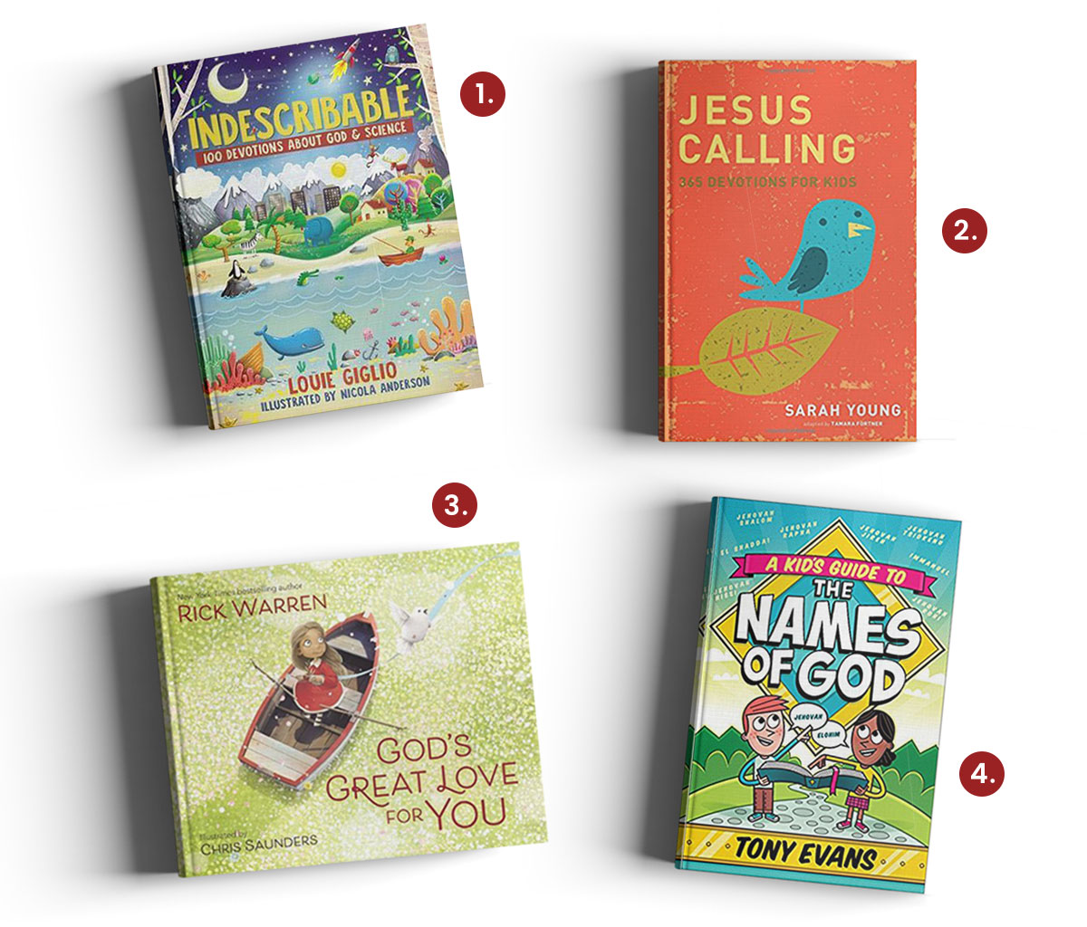 Kids Gift Books