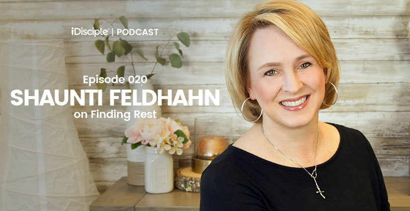 Shaunti Feldhahn on Finding Rest