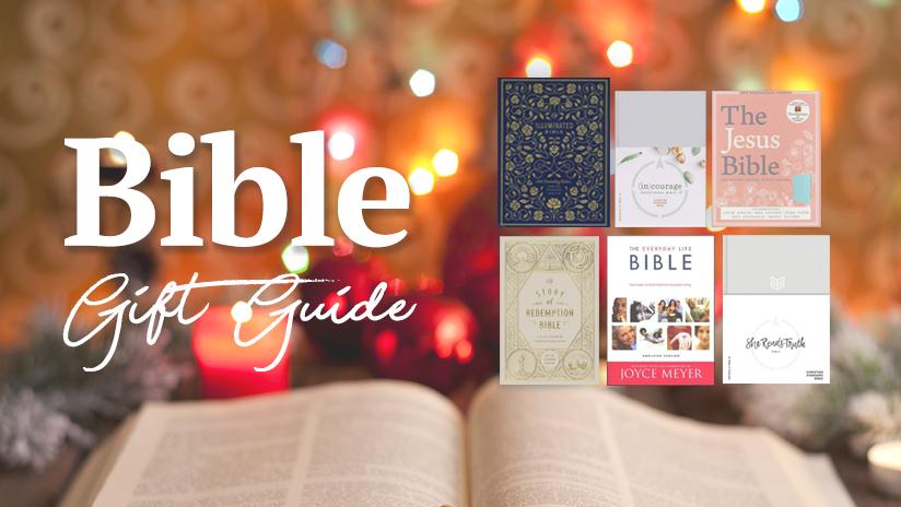 bible gift guide